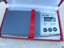 Balança diamond electronic pocket scale 500G nova na caixa