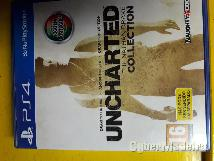 Uncharted the nathan drake collection PS4 Aventura