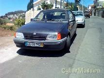 OPEL KADETT 1.6 cabrio Gasolina