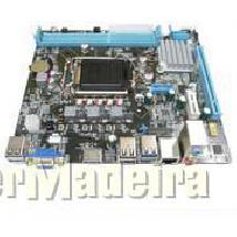 Motherboard intel H61 para socket 1155 DDR3 hdmi vga