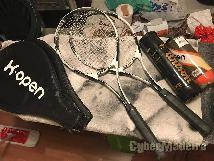 Raquetes E bolas