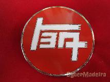 Emblema Placa Chapa Teq Toyota