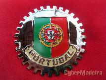 Emblema Placa Chapa Portugal