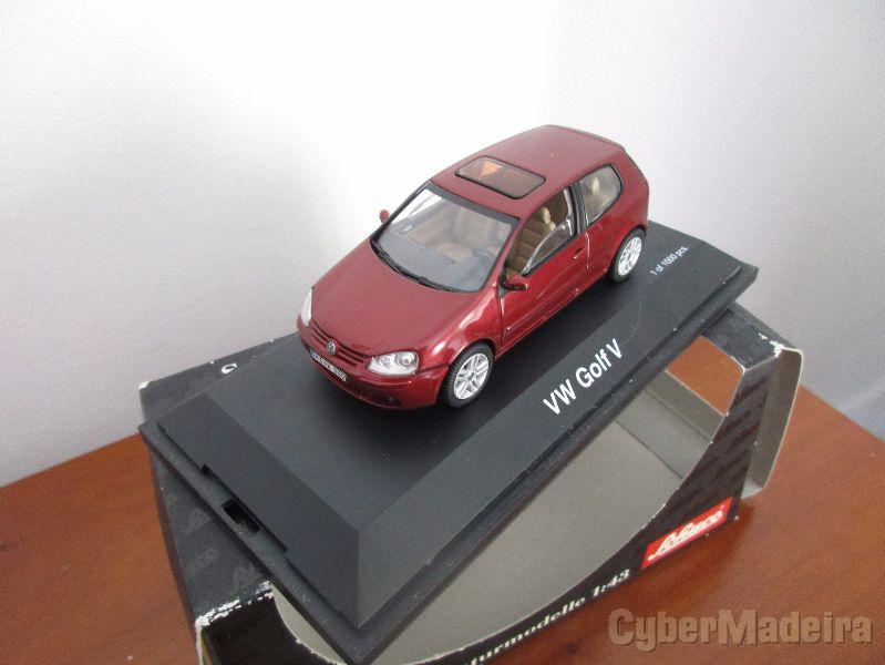 Miniatura de coleção na escala 1:43 volkswagen
