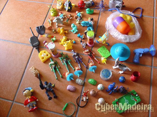 Miniaturas e brinquedos