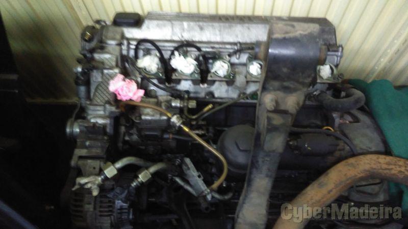 BMW Motor caixa e redutorasGasóleo 132