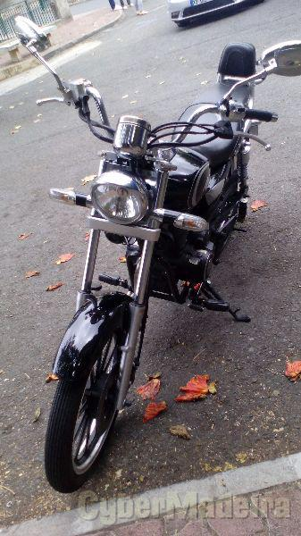 Outras mirage 125 cc Chopper, cruiser