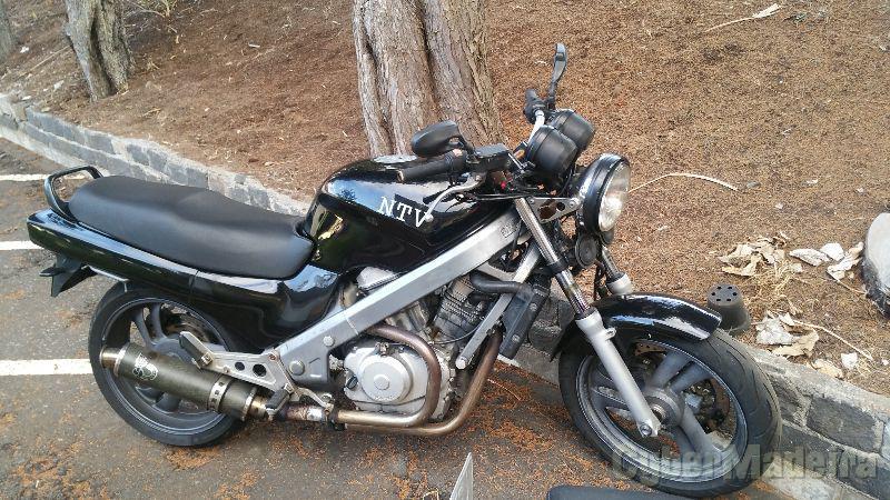 Honda Ntv 650 650 cc Sport, turismo