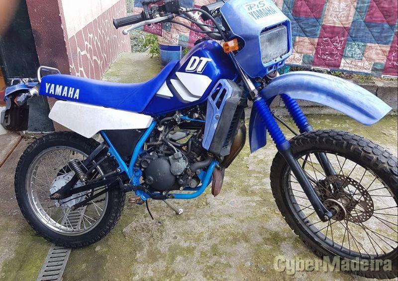 Yamaha Dt 50 50 cc Enduro