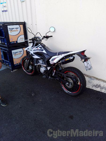 Yamaha Wr 125 cc Supermoto