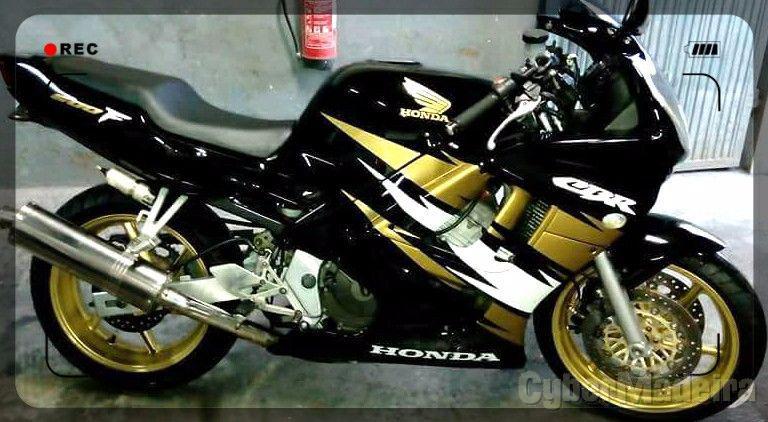 Honda CBR F2 600 cc Sport, turismo