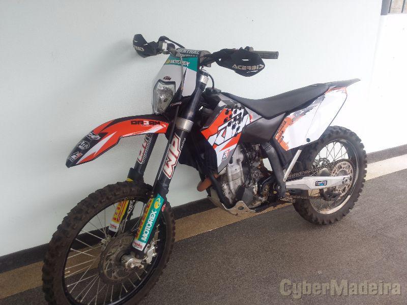 KTM Sx-f 250 250 cc Motocross
