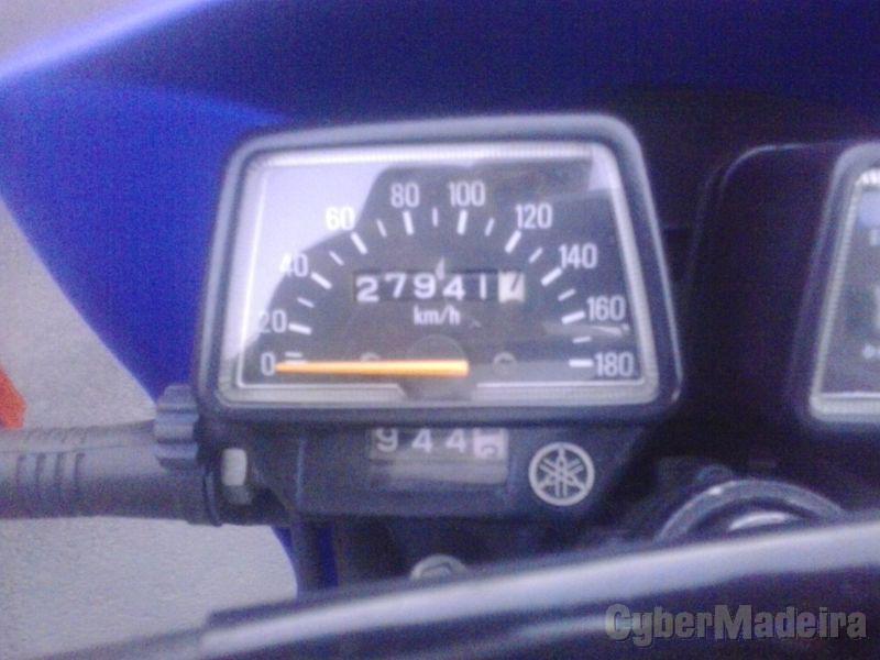 Yamaha Xt 600 cc Sport, turismo