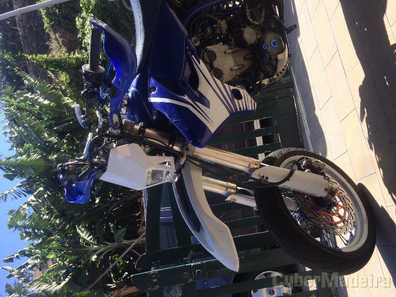 Yamaha Wr 450 450 cc Supermoto