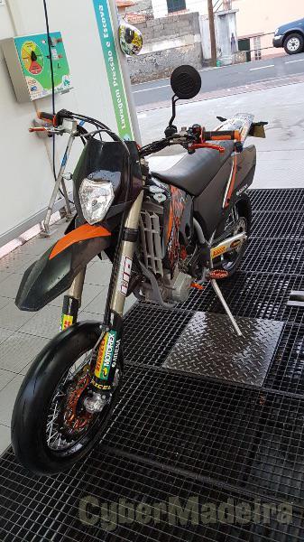 KTM 400 Super Moto 400 cc Enduro
