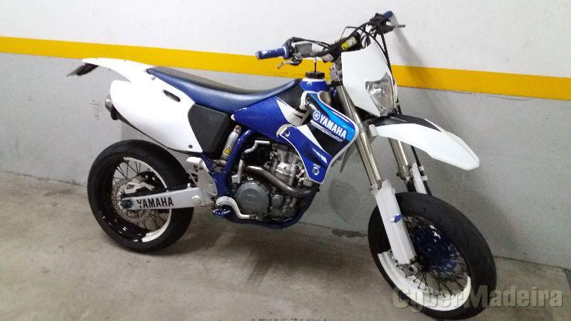 Yamaha Wr 450 cc Supermoto