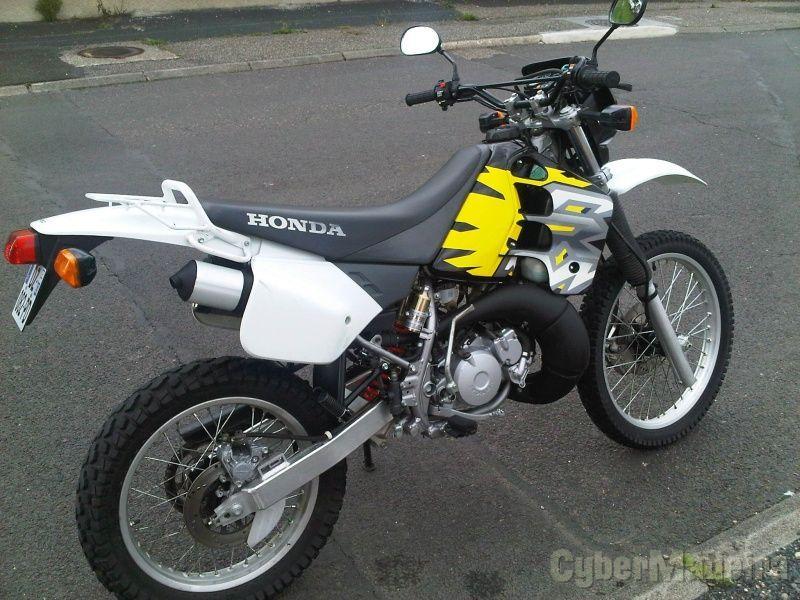 Honda crm 125 cc Supermoto