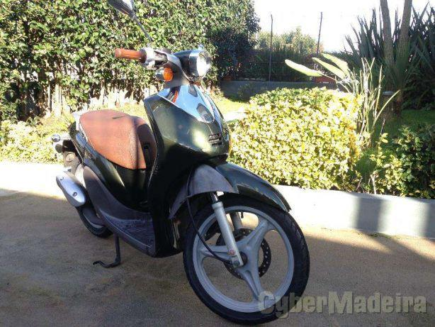 Yamaha WHY 50CC 50 cc Scooter