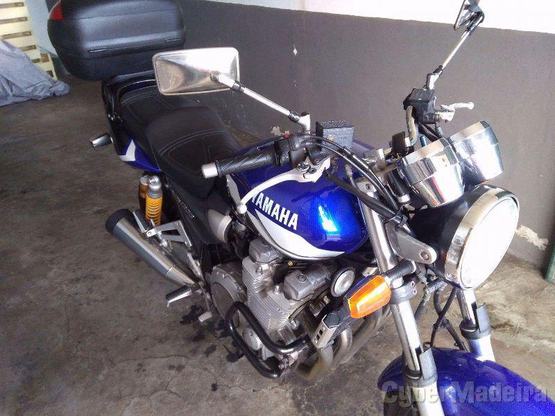 Yamaha Htt 1.300 cc Sport, turismo