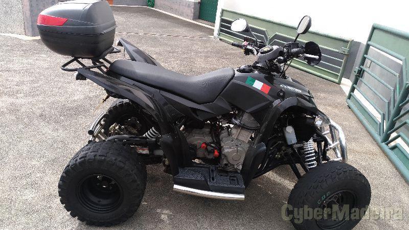 Outras Cobra 350cc Quad