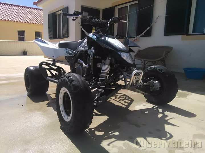 Suzuki Ltr 450 cc Quad