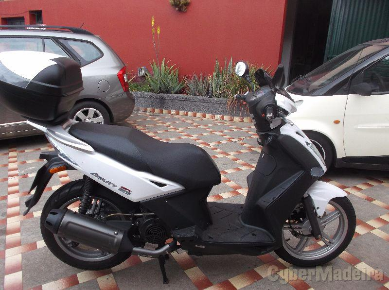 Kymco Agility City 125 125 cc Scooter