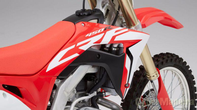 Honda CRF 450R 450 cc Motocross