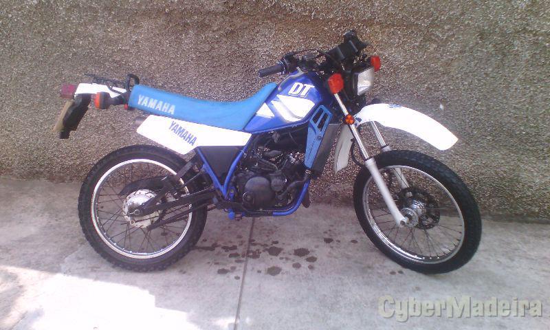 Yamaha Dt 50 cc Enduro
