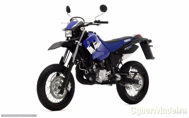 Yamaha Dtr // Dtx 125 cc Supermoto