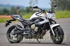 Yamaha XJ6 600 cc Sport, turismo