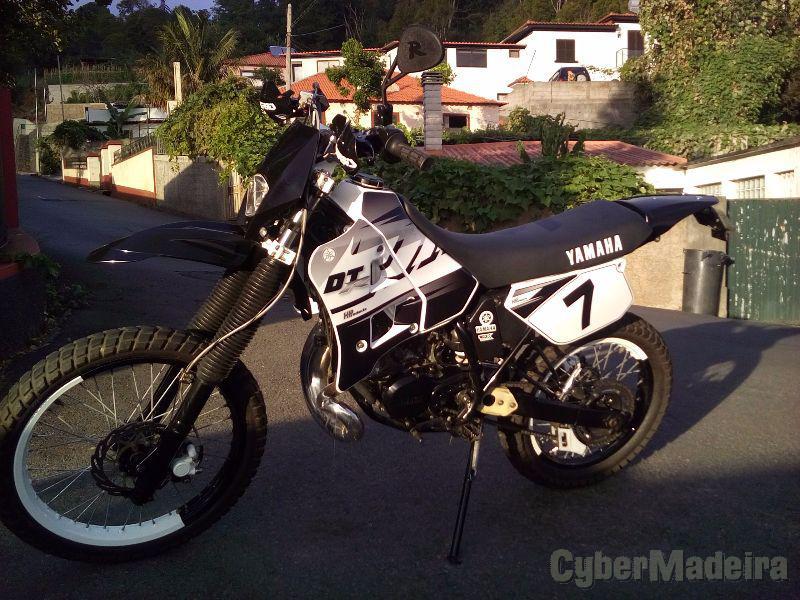 Yamaha DTR 125 cc Enduro
