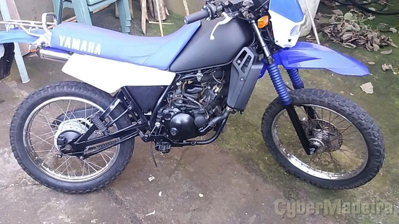 Yamaha lcde 50 cc Enduro