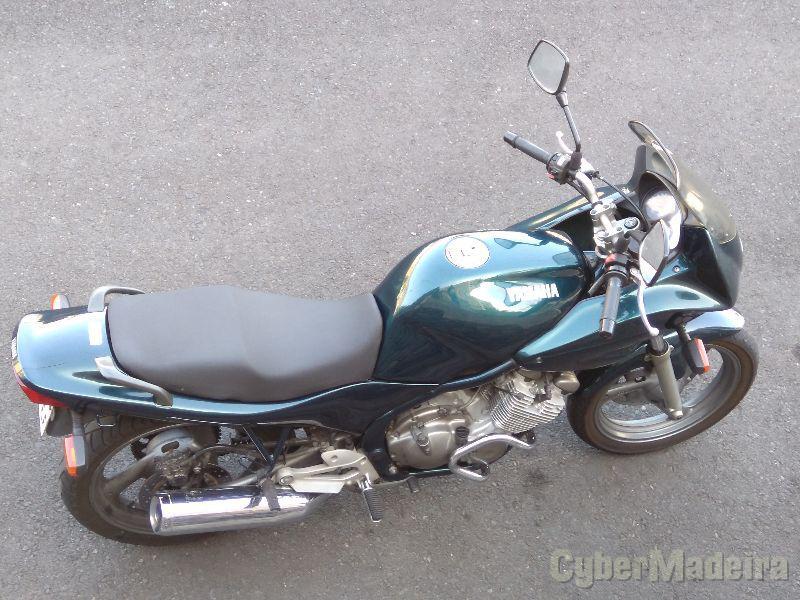 Yamaha XJ 600 DIVERSION 600 cc Sport, turismo