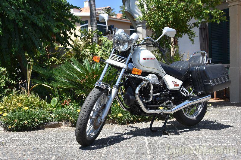 Moto Guzzi V65  Florida 650 cc Chopper, cruiser
