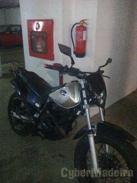 Yamaha Tw 125 125 cc Enduro