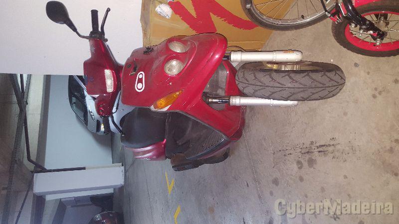Yamaha bws 50 cc Scooter