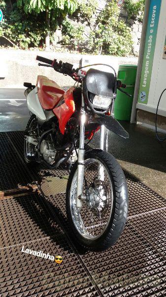 Honda Xr 125 cc Motocross