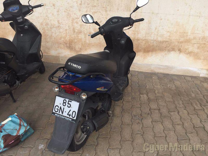 Kymco Agility 125 125 cc Scooter
