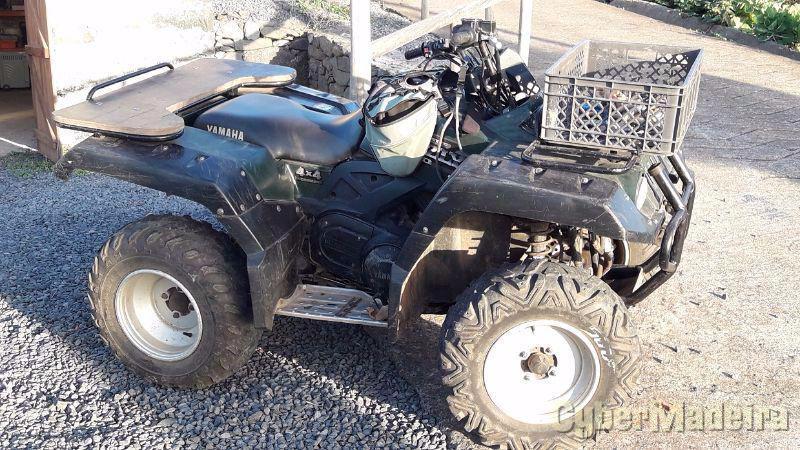 Yamaha GRIZZLY 600 cc Quad