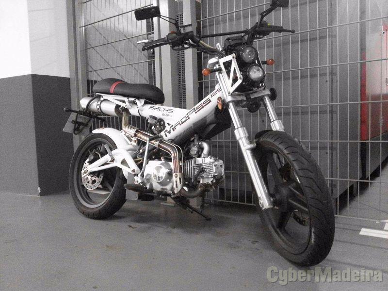 Sash MADASS 125 cc Mini-Moto