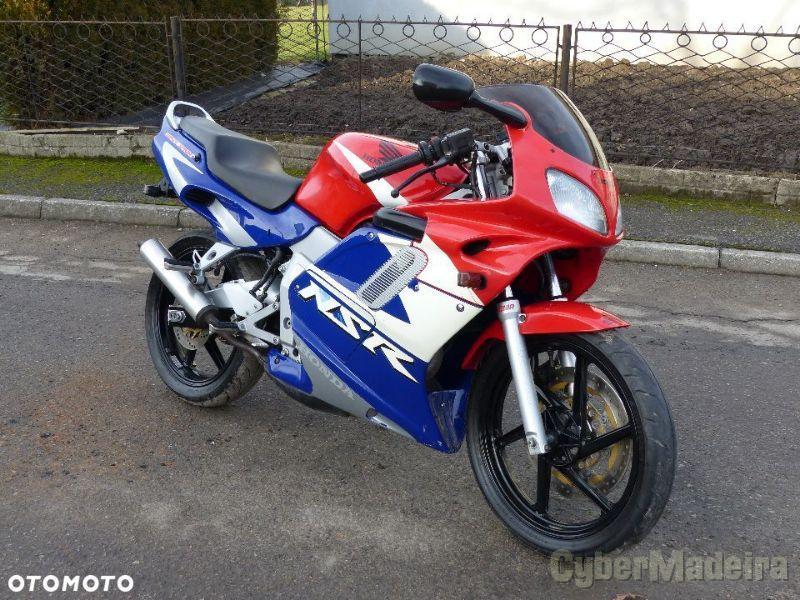 Honda nsr 125 125 cc Sport, turismo