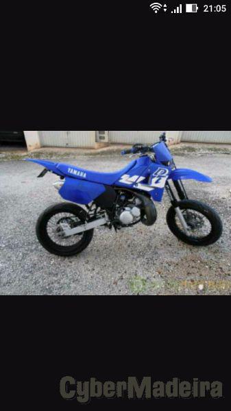 Honda Supermoto 125 cc Supermoto