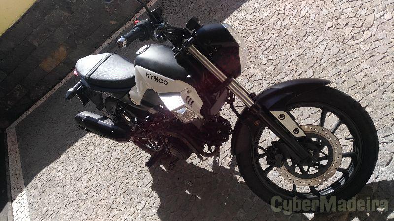 Kymco K-PIPE 125 cc Mini-Moto
