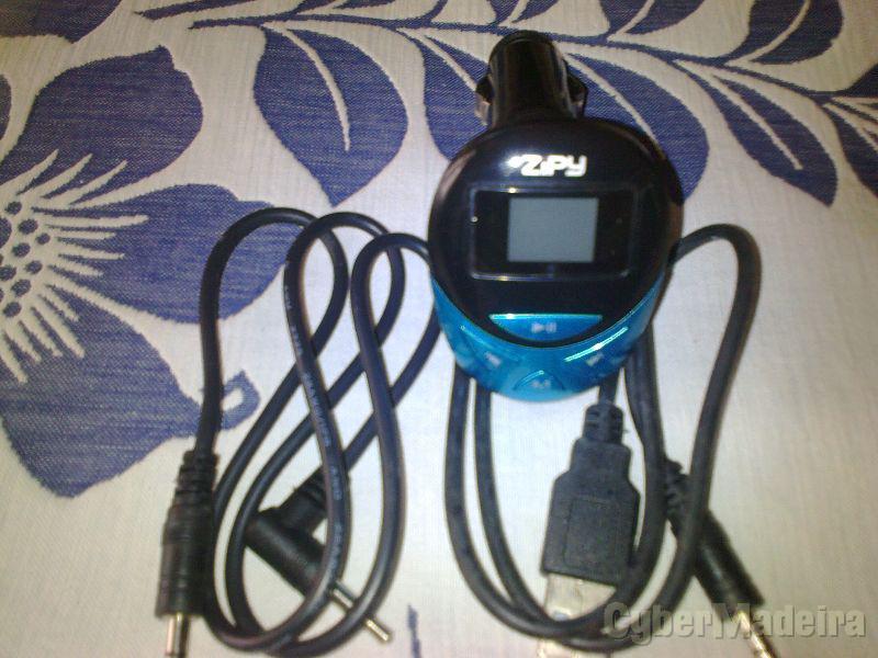 VENDO ISQUEIRO MP3 PARA AUTOMOVEL 5?