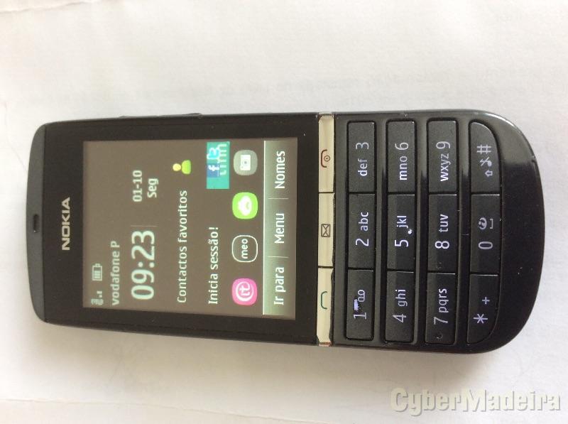 Telemóvel Nokia Asha 300