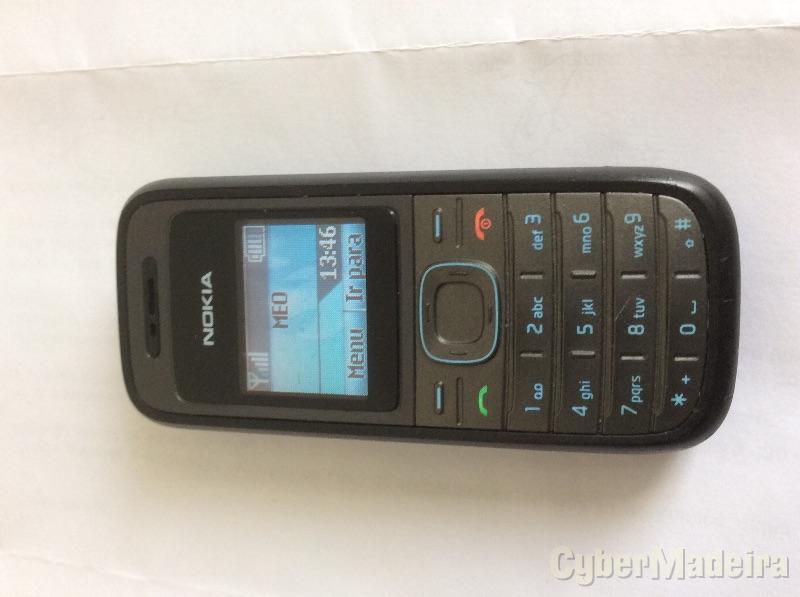 Telemóvel Nokia 1208
