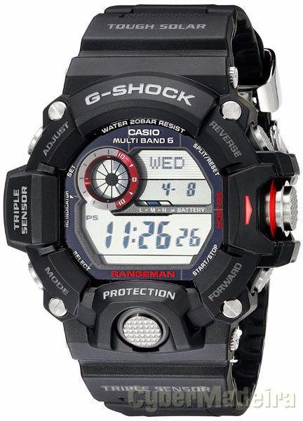 Relógio casio g-shock the rangeman