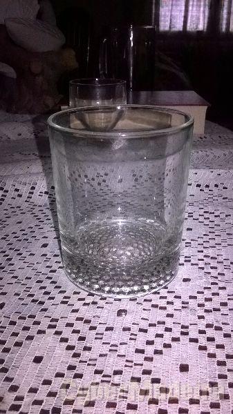 16 copos de uísque novos  nunca usados  copos de óptima qualidade