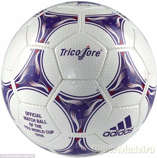 Bola oficial mundial 1998