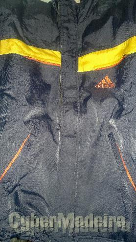 Adidas blusão samarra xl impermeável neve